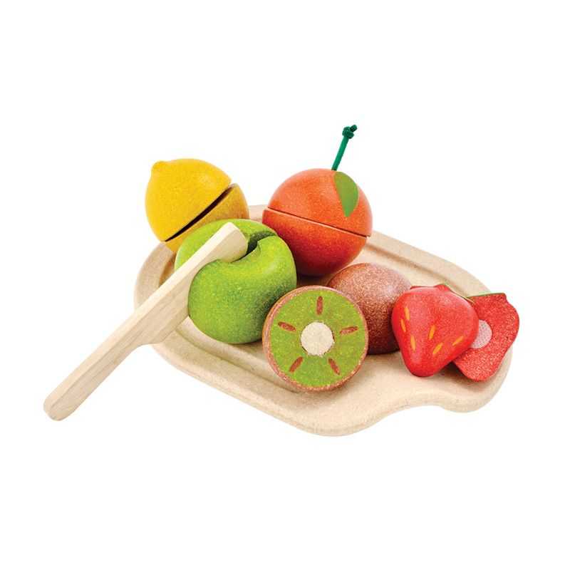Plan Toys Assorted Fruit Set PT3600 Mainan Anak