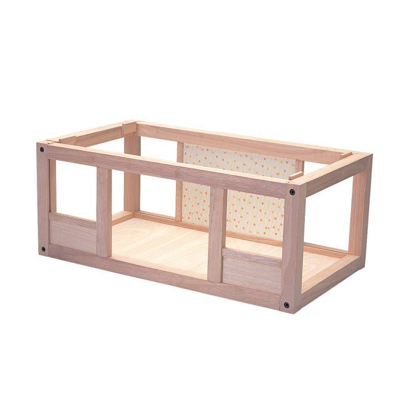Plan Toys Basement For My First Dollhouse PT7340 Mainan Anak