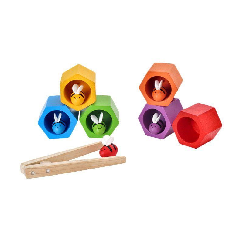 Plan Toys Beehives PT4125 Mainan Anak