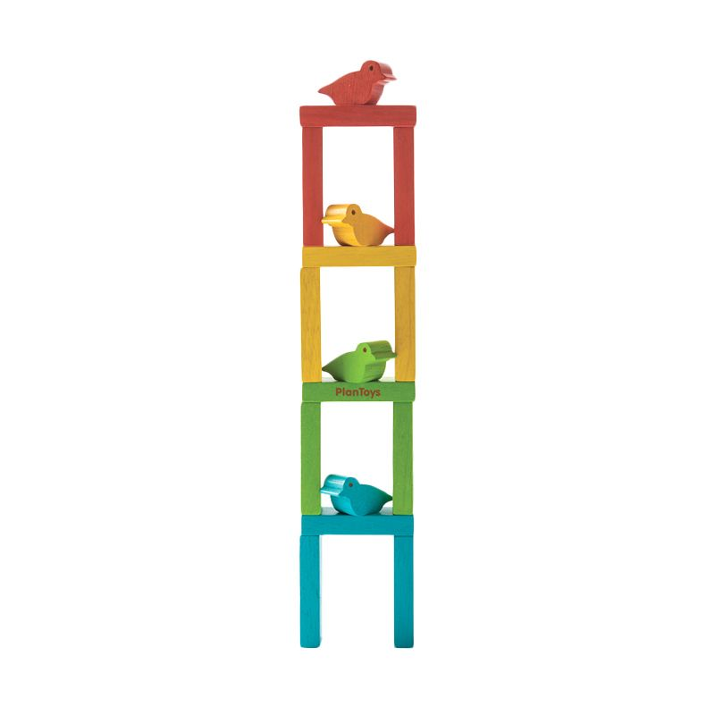 Plan Toys Bird Tower PT5141 Mainan Anak