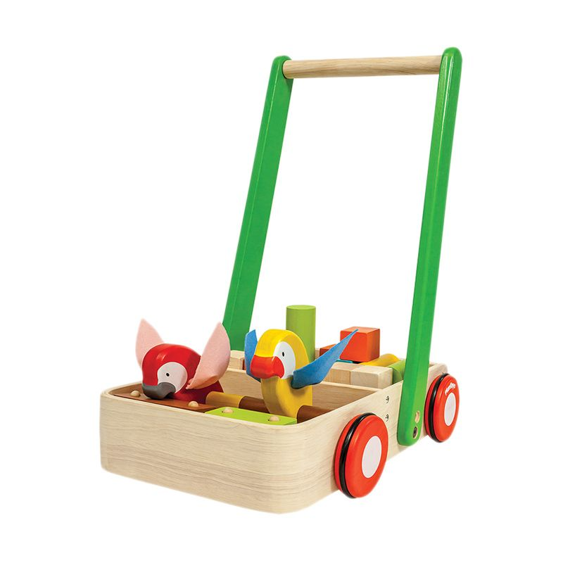 Plan Toys Bird Walker PT5176 Mainan Bayi