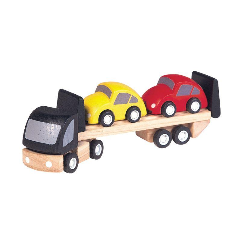 Plan Toys Car Transporter PT6043 Mainan Anak