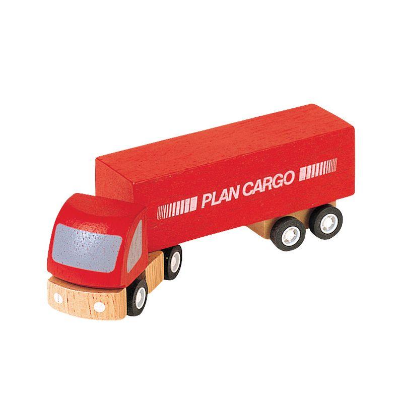 Plan Toys Cargo Truck PT6006 Mainan Anak