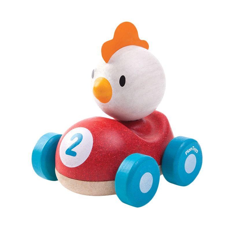 Plan Toys Chicken Racer PT5679 Mainan Anak