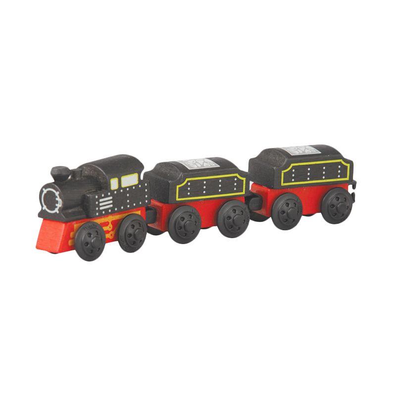 Plan Toys Classic Train PT6095 Mainan Anak