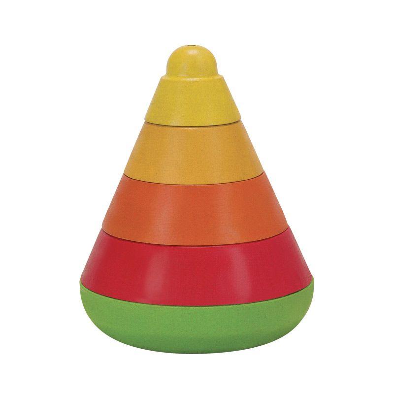 Plan Toys Cone Sorting PT5617 Mainan Anak