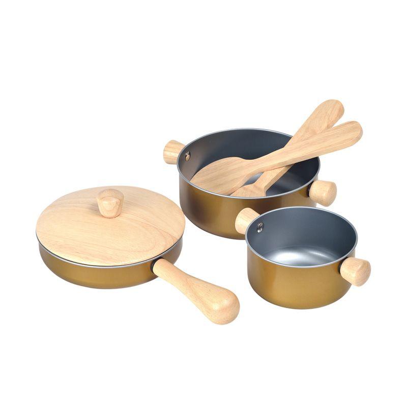Plan Toys Cooking Utensils PT3413 Mainan Anak