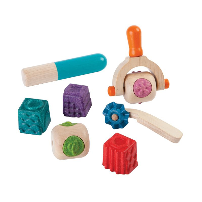 Plan Toys Creative Dough Set PT5698 Mainan Anak
