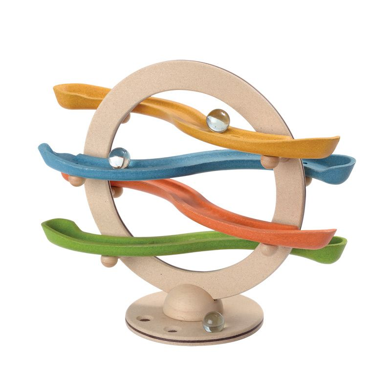 Plan Toys Curvy Click Clack PT5625 Mainan Anak