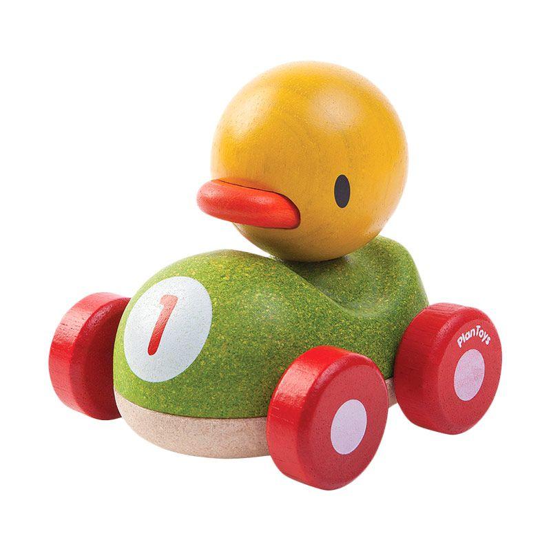 Plan Toys Duck Racer PT5678 Mainan Anak