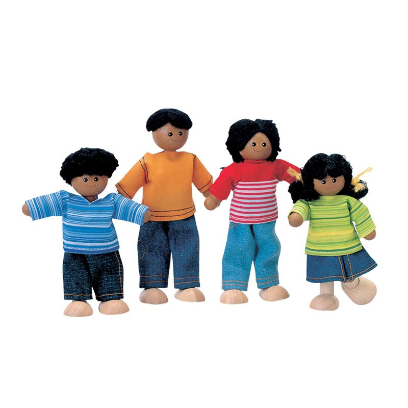 Plan Toys Ethnic Family PT7416 Mainan Anak