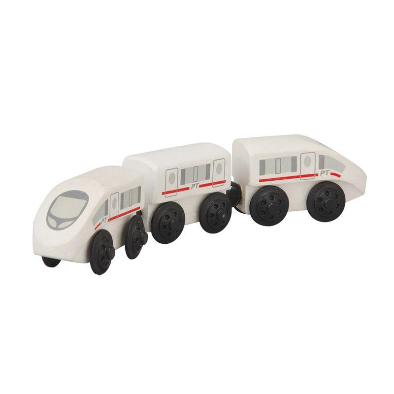 Plan Toys Express Train PT6035 Mainan Anak