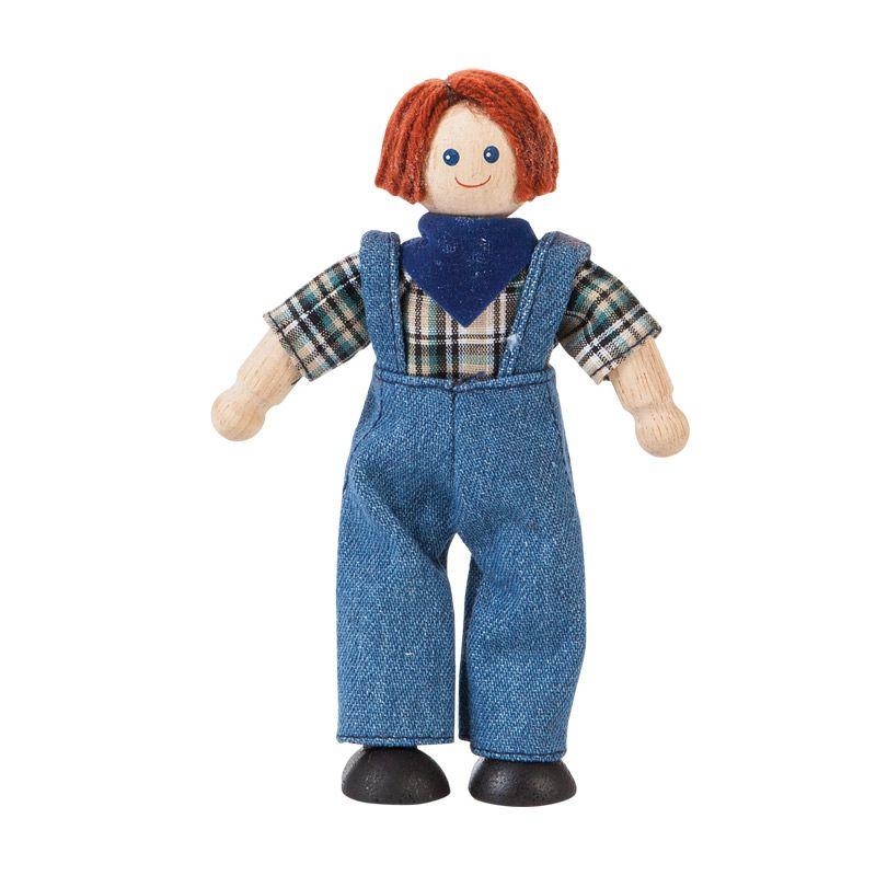 Plan Toys Farmer Man PT7166 Mainan Anak