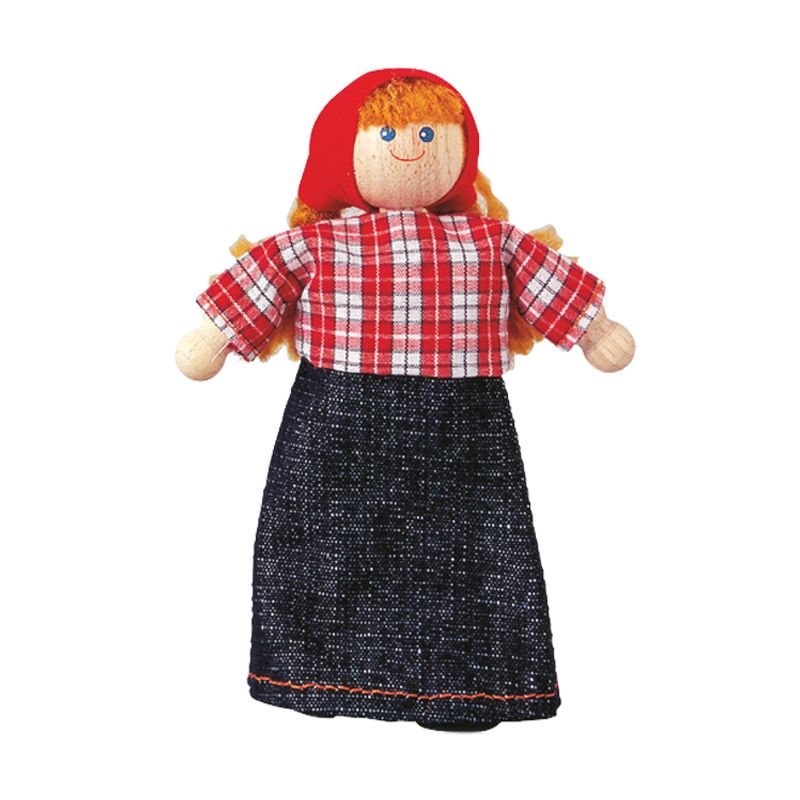 Plan Toys Farmer Woman PT7137 Mainan Anak