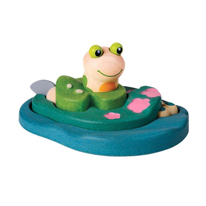 Plan Toys Frog Life Puzzle PT5635 Mainan Anak