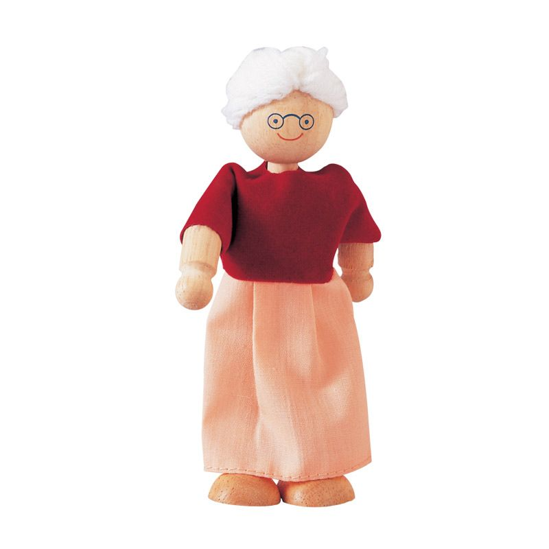 Plan Toys Grandmother PT9851 Mainan Anak