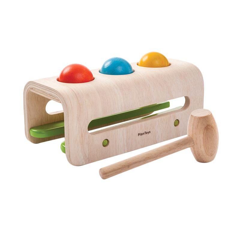 Plan Toys Hammer Ball PT5348 Mainan Anak