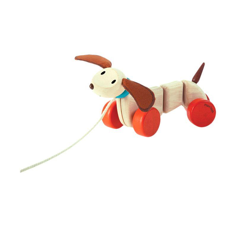 Plan Toys Happy Puppy PT5101 Mainan Anak