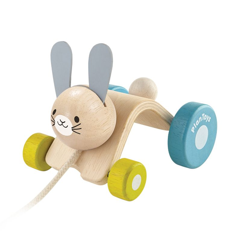 Plan Toys Hopping Rabbit PT5701 Mainan Anak