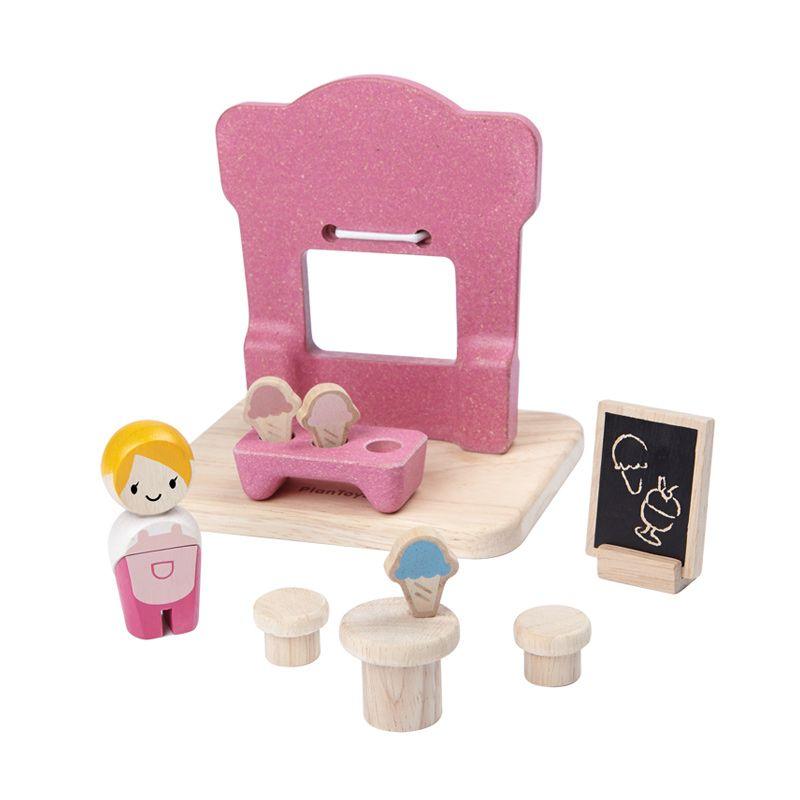 Plan Toys Ice Cream Shop PT6614 Mainan Anak