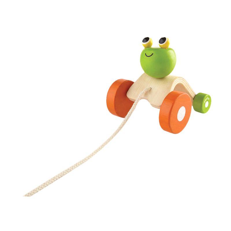 Plan Toys Jumping Frog PT5702 Mainan Anak