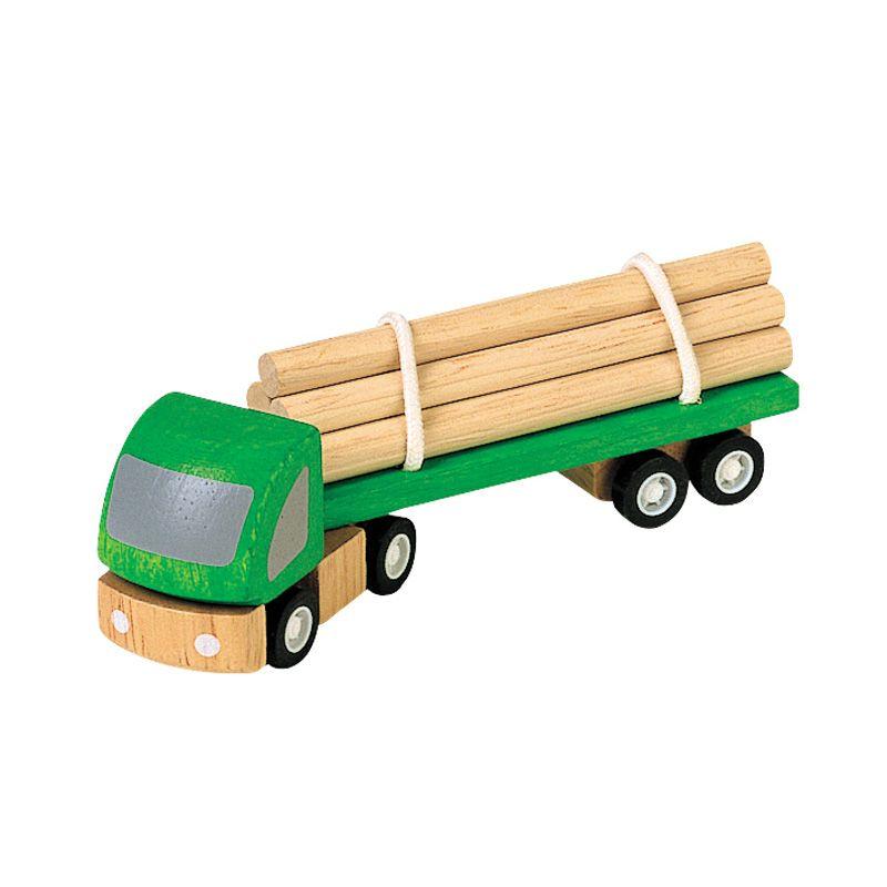 Plan Toys Logging Truck PT6005 Mainan Anak