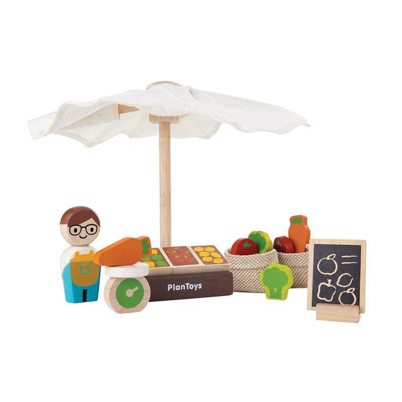 Plan Toys Market PT6613 Mainan Anak
