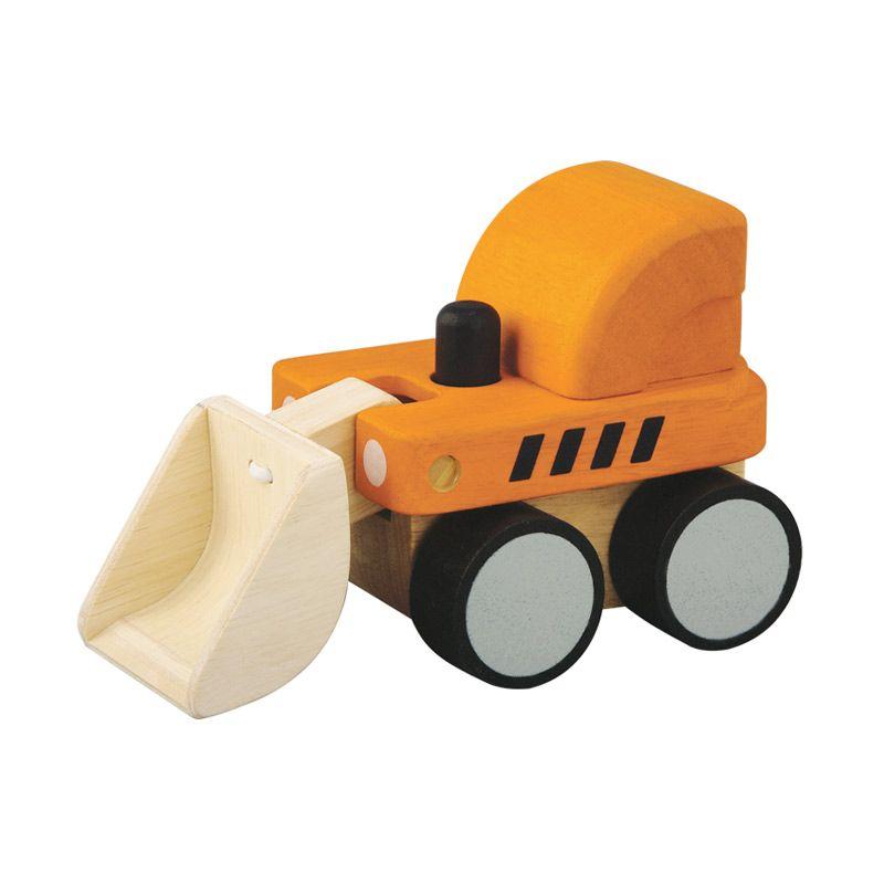 Plan Toys Mini Bulldozer PT6317 Mainan Anak