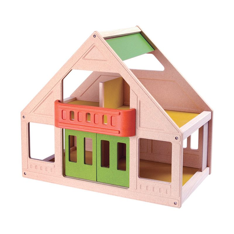 Plan Toys My First Dollhouse PT7601 Mainan Anak