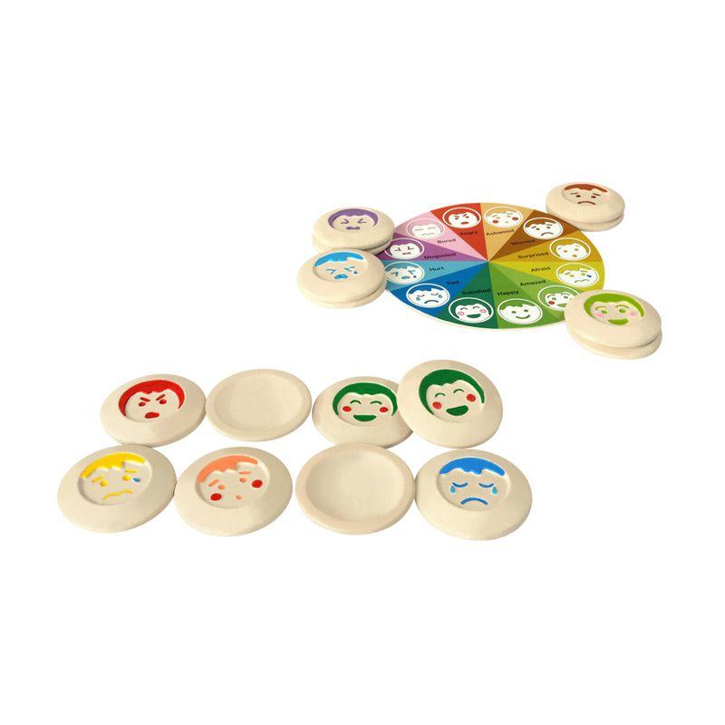Plan Toys My Mood Memo PT5656 Mainan Anak