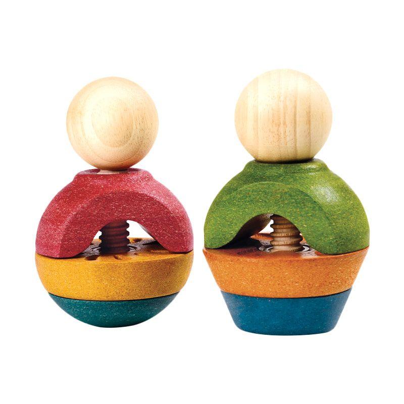 Plan Toys Nuts & Bolts PT5644 Mainan Anak