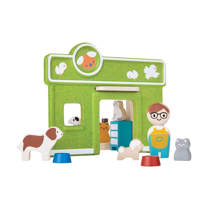 Plan Toys Pet Care PT6616 Mainan Anak