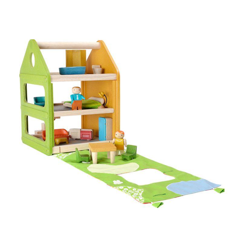 Plan Toys Play House PT7600 Mainan Anak