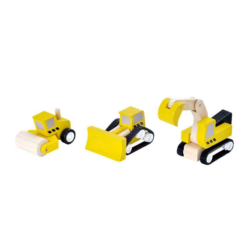 Plan Toys Road Construction Set PT6014 Mainan Anak