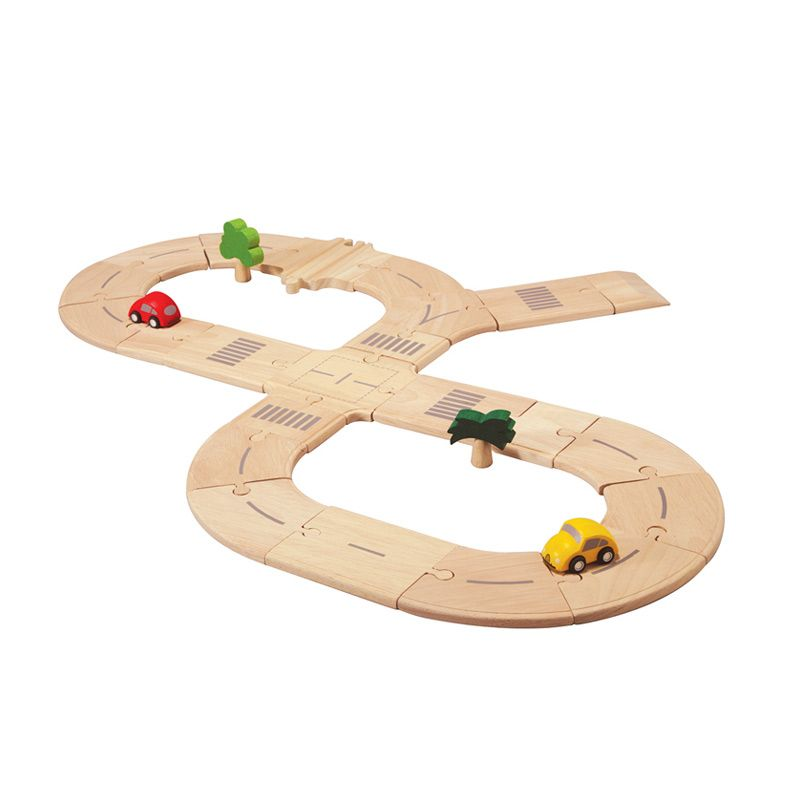 Plan Toys Road System Std PT6077 Mainan Anak