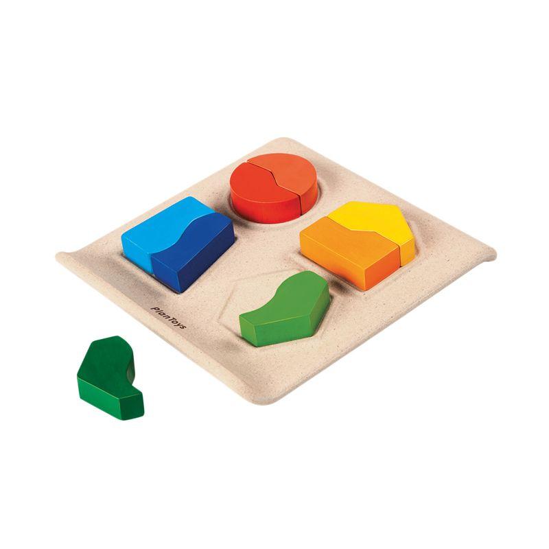 Plan Toys Shape Matching PT5647 Mainan Anak