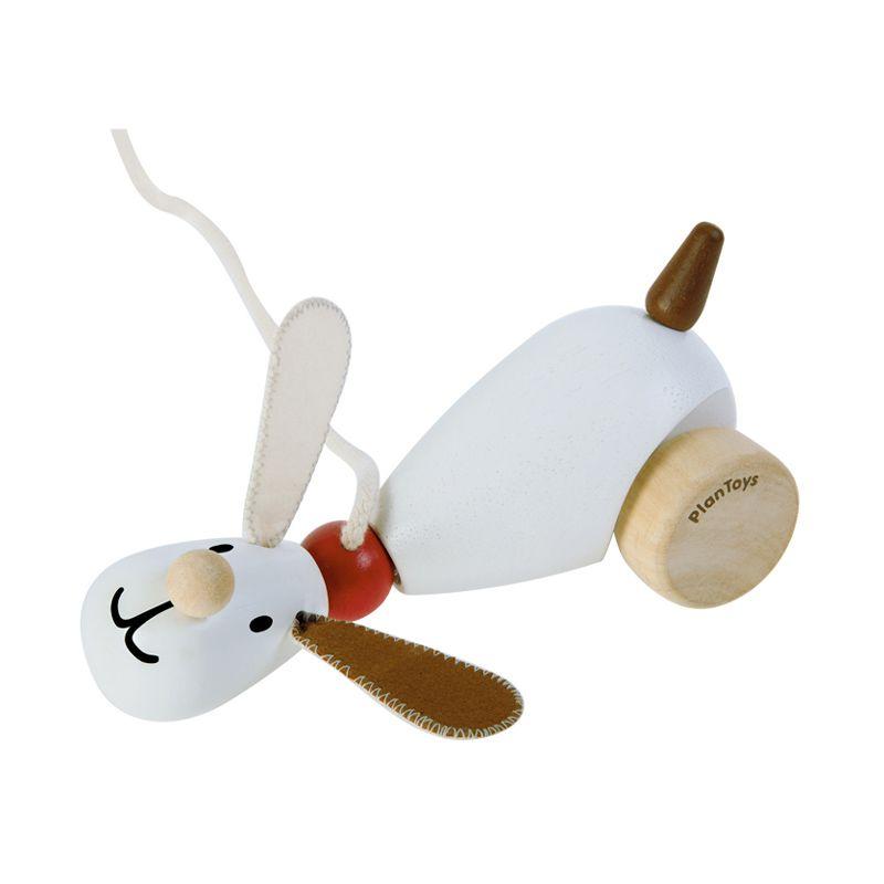 Plan Toys Sit N Walk Puppy PT5103 Mainan Anak