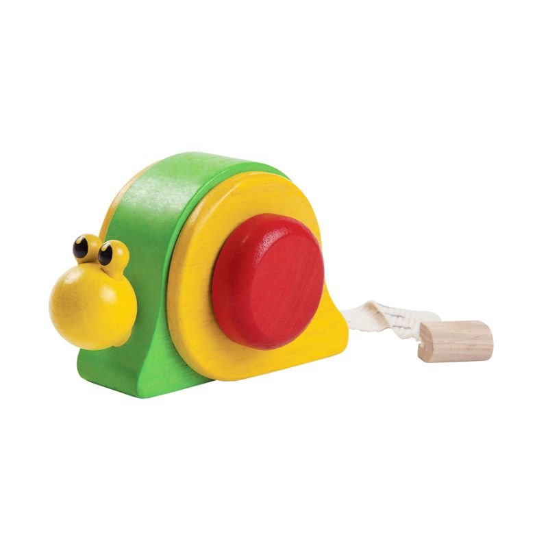 Plan Toys Snail Measuring Tape PT4344 Mainan Anak