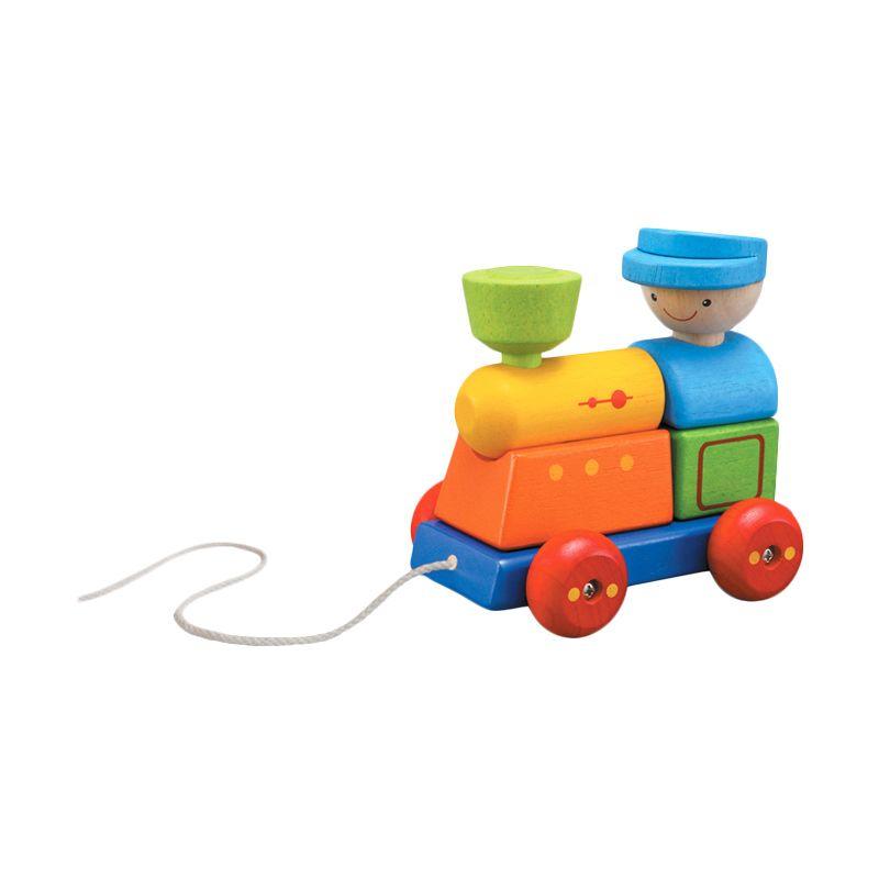 Plan Toys Sorting Train PT5119 Mainan Anak