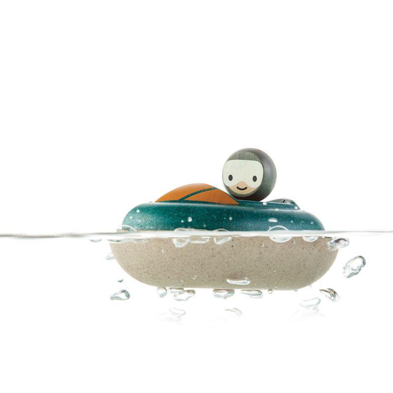 Plan Toys Speed Boat PT5667 Mainan Anak