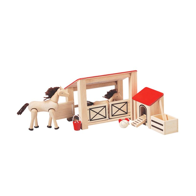 Plan Toys Stable PT7149 Mainan Anak