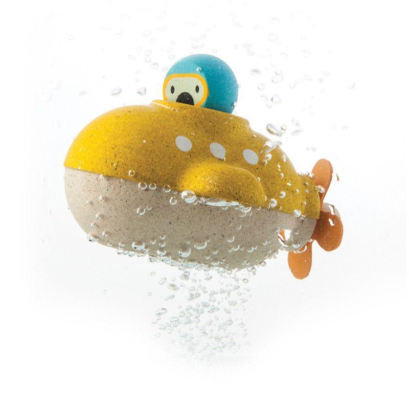 Plan Toys Submarine PT5669 Mainan Anak