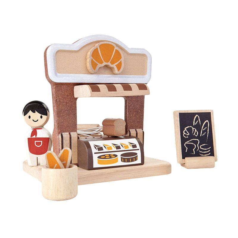Plan Toys The Bakery PT6615 Mainan Anak