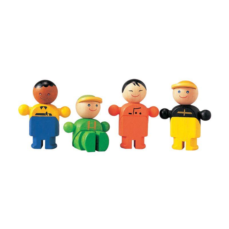 Plan Toys Tradesman PT6040 Mainan Anak