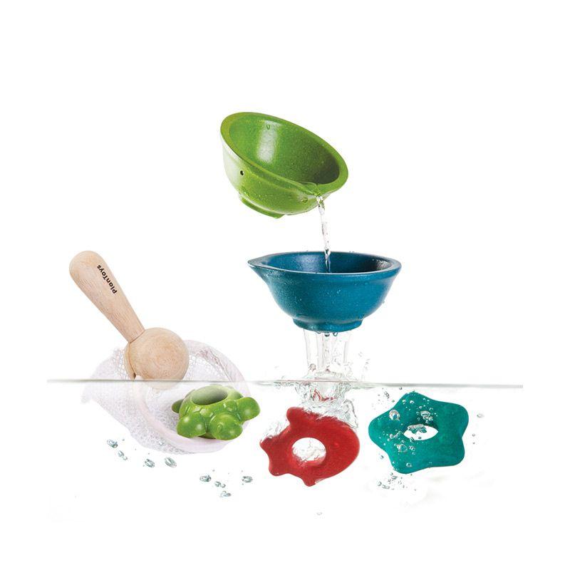 Plan Toys Water Landing Net PT5640 Mainan Anak