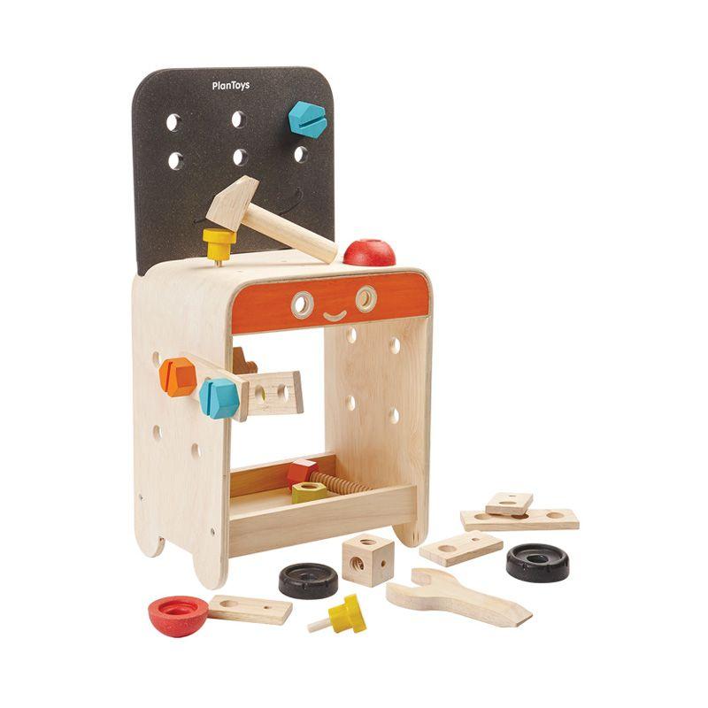 harga Plan Toys Workbench PT5541 Mainan Anak Blibli.com