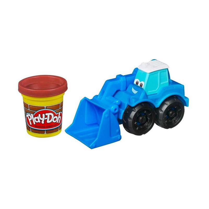 PlayDoh Diggin Rigs Sam the Scooper 99880 Mainan Anak
