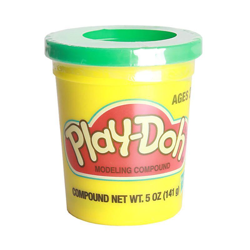 PlayDoh Single Can Teal 23846 Mainan Anak