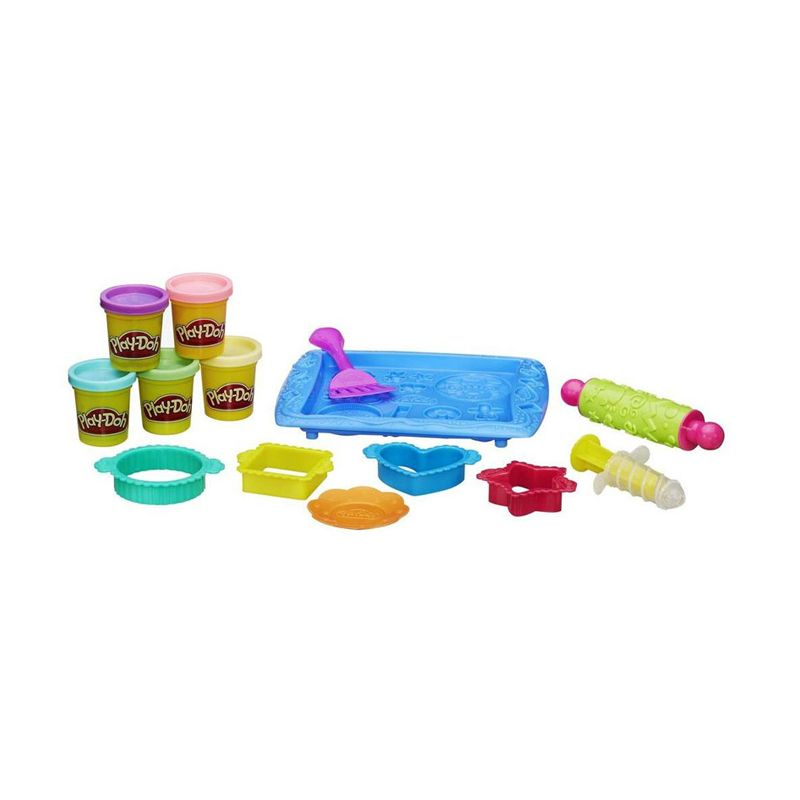 PlayDoh Sweet Shoppe Cookie Creations B0307 Mainan Anak