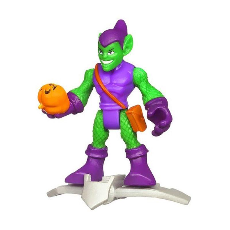 Playskool Heroes Marvel Super Hero Adventures Green Goblin 37654 Mainan Anak